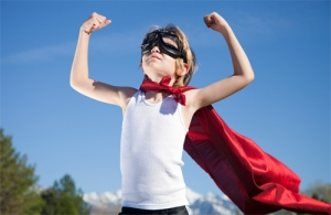 Superhero Within